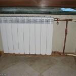 Прогнили Корадо, поставили Биметаллические радиаторы RADIATORI
