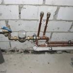 ХТЗ Жилстрой 1 медный водопровод