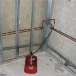 Водопровод + бесшумная канализация