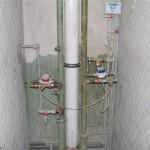 Водопровод, чешка + электронные счетчики