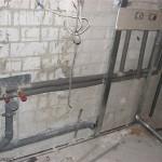 Замена НОВОГО!!! водопровода и канализации 2