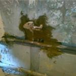 Ремонт сан узла, Медный водопровод