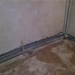Замена НОВОГО!!! водопровода и канализации