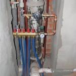 Водопровод и канализация трубой Rehau, билла