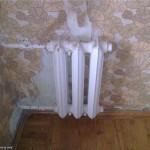 Замена чугунных радиаторов в отопительный сезон