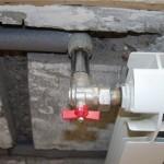 Замена отопления в чешке 3-ка, трубы все в штробе