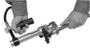 Инструмент для опрессовки труб  KAN-therm PUSH