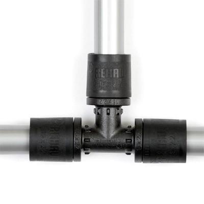 Система соединения труб Rehau