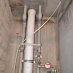 Водопровод Rehau в коттедже