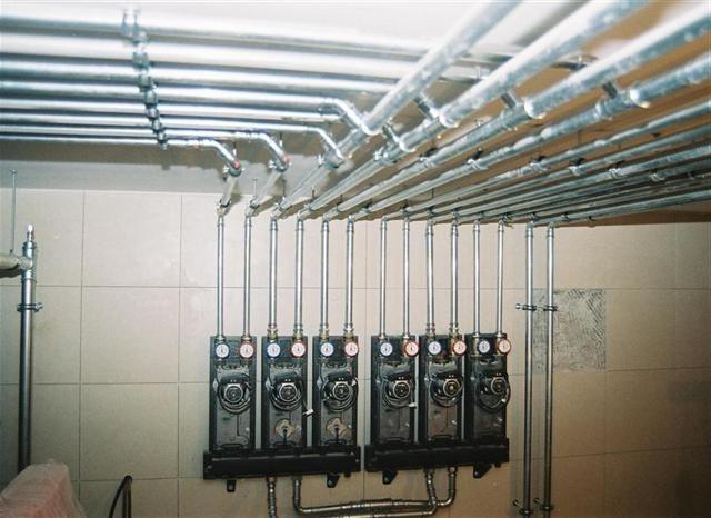 Металлические трубы cистема KAN-therm steel