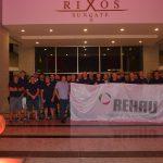 Наша компания приняла участие в семинаре фирмы REHAU