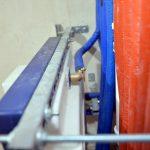 Замена стояков и коллекторная разводка водопровода трубами rautitan stabil
