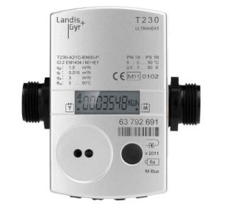 Landis Gyr Ultraheat T230